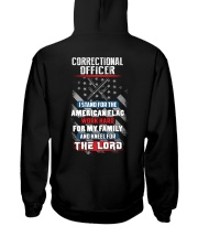 Proud Correctional Officer Shirt Hooded Sweatshirt thumbnail