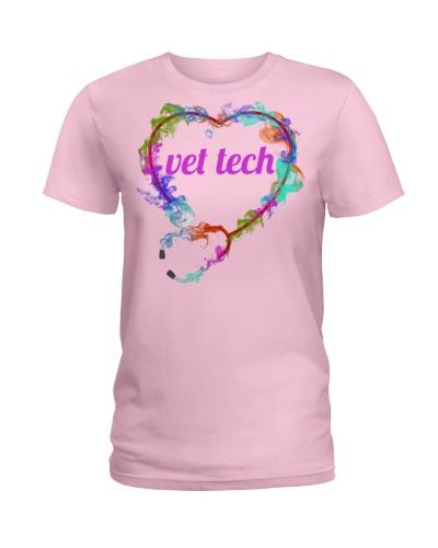 Cute VET Tech Shirt