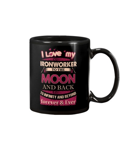 I love my Ironworker to the Moon