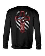 Proud Tow Truck Operator Shirt Crewneck Sweatshirt thumbnail