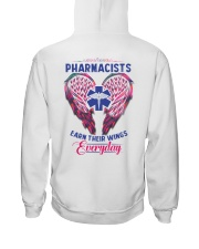 Awesome Pharmacist Shirt Hooded Sweatshirt thumbnail