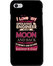 I love my Operating Engineer to the Moon Phone Case i-phone-7-case