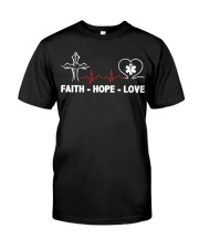 FAITH-HOPE-LOVE-PHARMACIST Classic T-Shirt thumbnail