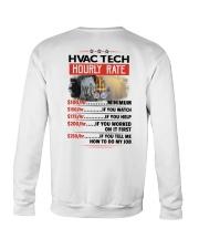Sarcastic HVAC Tech Shirt Crewneck Sweatshirt thumbnail