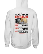 Sarcastic HVAC Tech Shirt Hooded Sweatshirt thumbnail