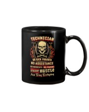 Technician- Straight Hustle all day Shirt Mug thumbnail