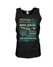 Proud Medical Assistant Shirt Unisex Tank thumbnail