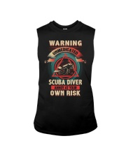 Unmedicated Scuba Diver Shirt Sleeveless Tee thumbnail
