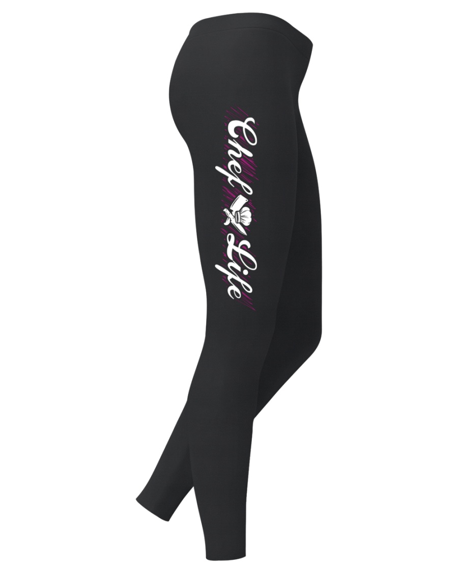 Chef Life Leggings Ladies Leggings