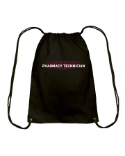 Custom Pharmacy Technician Leggings Drawstring Bag thumbnail