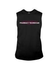 Custom Pharmacy Technician Leggings Sleeveless Tee thumbnail