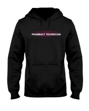Custom Pharmacy Technician Leggings Hooded Sweatshirt thumbnail