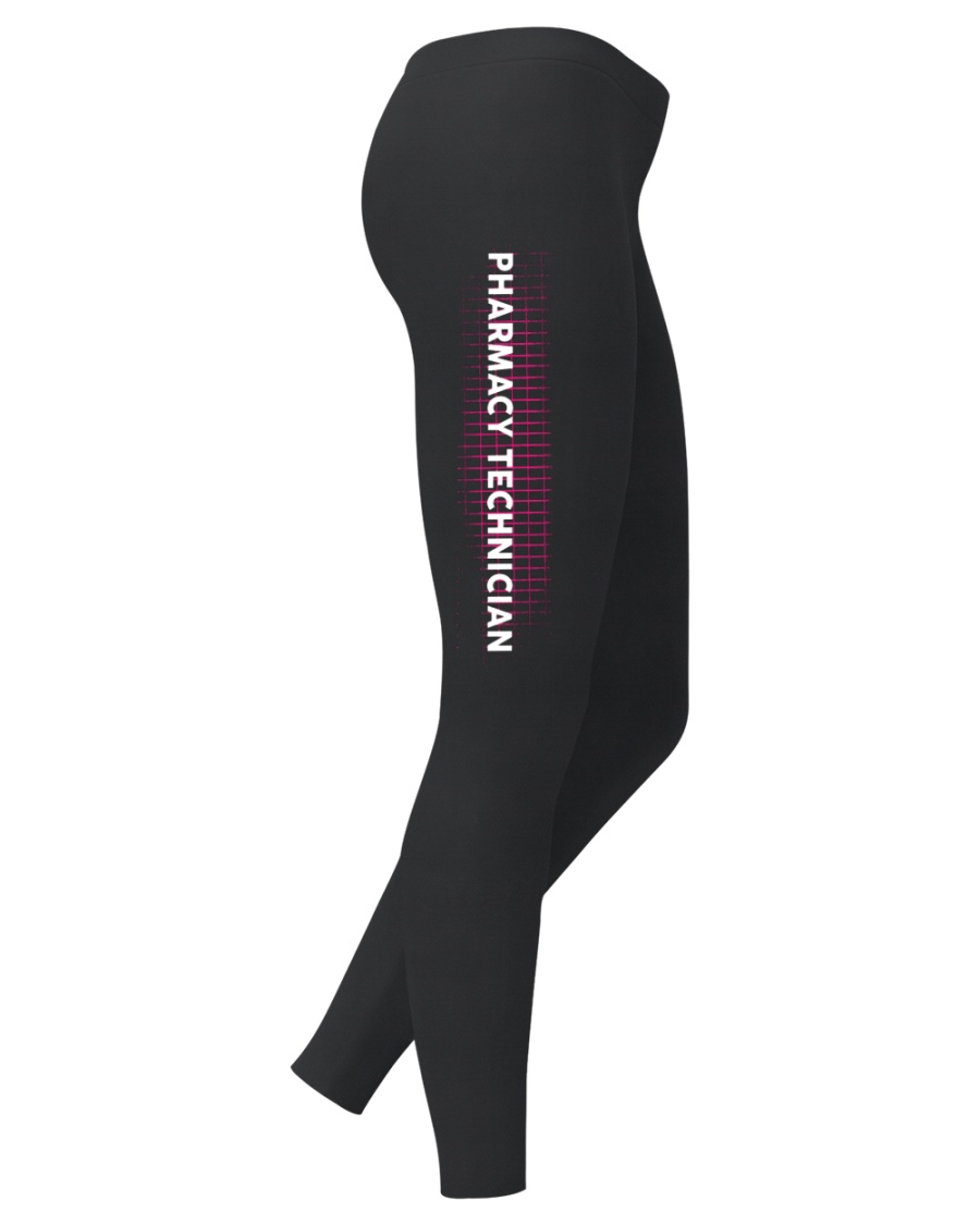 Custom Pharmacy Technician Leggings Ladies Leggings