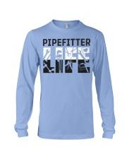 Awesome Pipefitter Shirt Long Sleeve Tee thumbnail