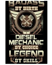 Awesome Diesel Mechanic Shirt 24x36 Poster thumbnail