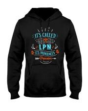 Proud LPN Shirt Hooded Sweatshirt thumbnail