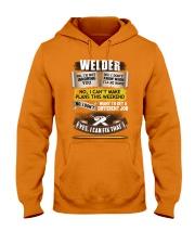 Awesome Welder Shirt Hooded Sweatshirt thumbnail