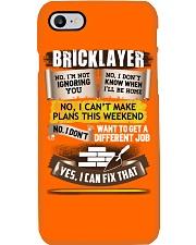 Awesome Bricklayer Shirt Phone Case thumbnail