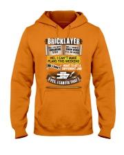 Awesome Bricklayer Shirt Hooded Sweatshirt thumbnail