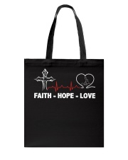 FAITH-HOPE-LOVE-MASSAGE THERAPIST Tote Bag thumbnail