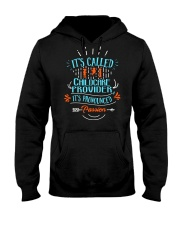 Proud Childcare Provider Shirt Hooded Sweatshirt tile