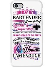 Awesome Bartender Shirt Phone Case thumbnail