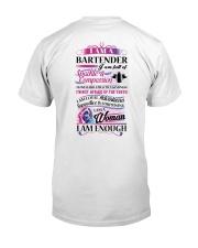 Awesome Bartender Shirt Classic T-Shirt thumbnail