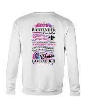 Awesome Bartender Shirt Crewneck Sweatshirt thumbnail