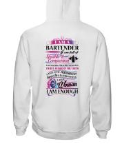 Awesome Bartender Shirt Hooded Sweatshirt thumbnail