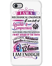 Awesome Mechanical Engineer Shirt Phone Case thumbnail