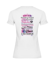 Awesome Mechanical Engineer Shirt Premium Fit Ladies Tee thumbnail