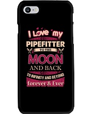 I love my Pipefitter to the Moon Phone Case thumbnail