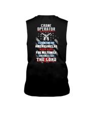 Proud Crane Operator Shirt Sleeveless Tee thumbnail