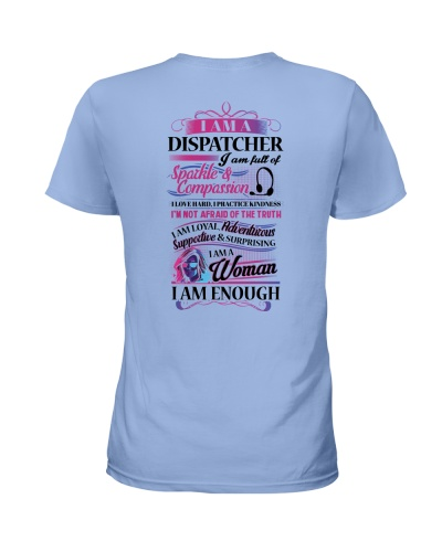 Awesome Dispatcher Shirt