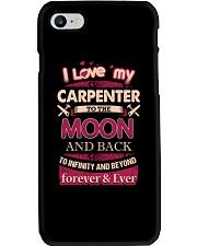 I love my Carpenter to the Moon Phone Case thumbnail