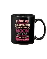 I love my Carpenter to the Moon Mug thumbnail
