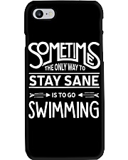 Awesome Swimmer Shirt Phone Case thumbnail