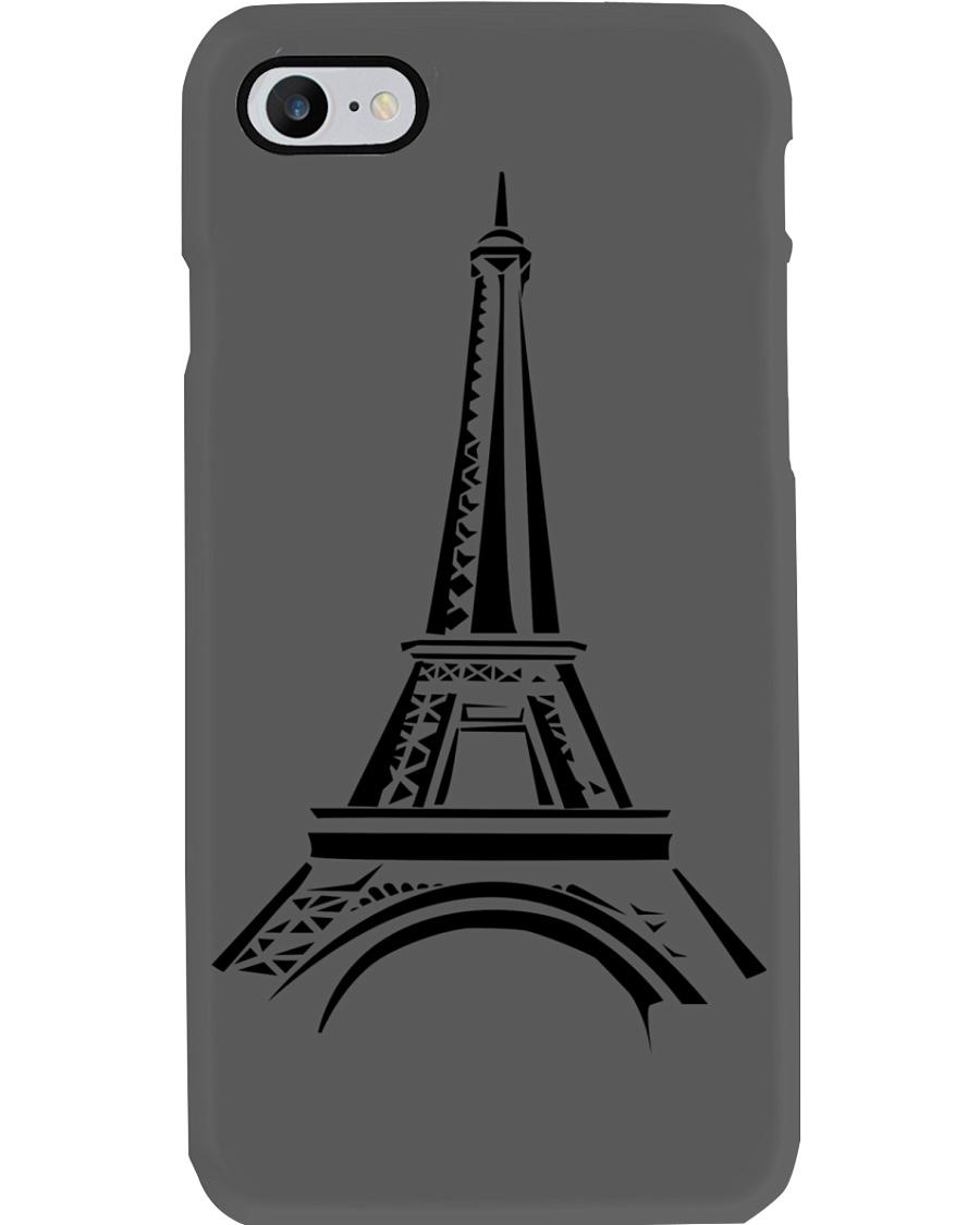 france paris eiffel tower  Phone Case