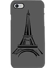 france paris eiffel tower  Phone Case i-phone-7-case