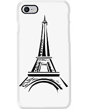 france paris eiffel tower  Phone Case thumbnail
