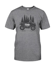 Find yourself Classic T-Shirt front