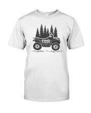 Find yourself Classic T-Shirt tile