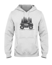 Find yourself Hooded Sweatshirt thumbnail