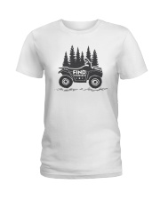 Find yourself Ladies T-Shirt thumbnail