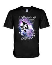 Blackbirds V-Neck T-Shirt thumbnail