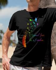 BEYOND FEAR  Classic T-Shirt lifestyle-mens-crewneck-front-11