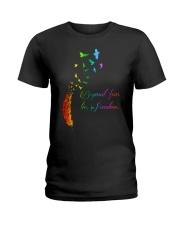 BEYOND FEAR  Ladies T-Shirt thumbnail
