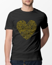 3 And in the end the love you take is equal to  Classic T-Shirt lifestyle-mens-crewneck-front-13