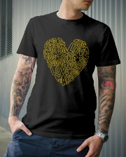 3 And in the end the love you take is equal to  Classic T-Shirt lifestyle-mens-crewneck-front-6