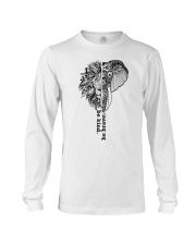 Be Kind-Be Rrave Long Sleeve Tee thumbnail